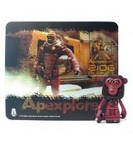 Apexplorers - Mouse Pad & Adam Artdol