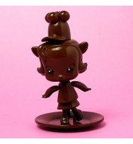 Necoco Mini Figure- Chocolate