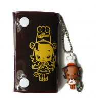 Necoco Key Holder - Dark Chocolate