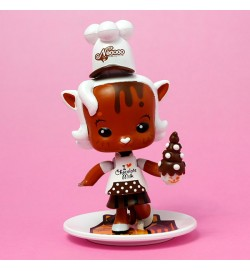 Necoco Mini Figure - Milk