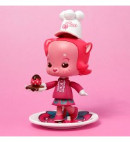 Necoco Mini Figure - Strawberry