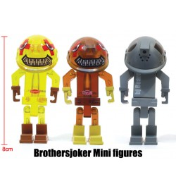 Brothersjoke Mini Figure